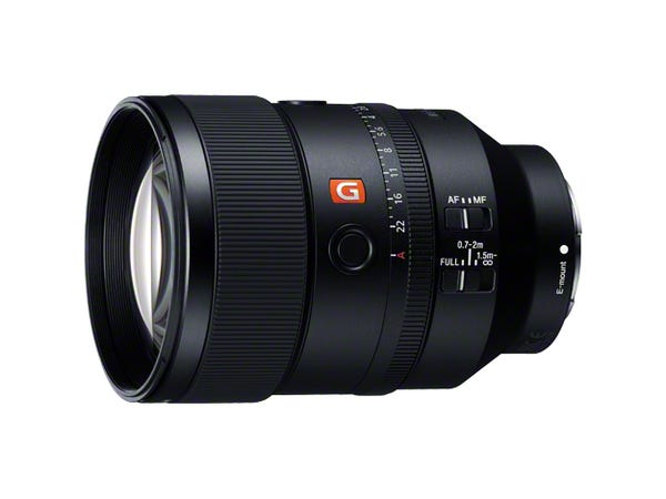 SONY FE 135mm F1.8 GM SEL135F18GM 望遠単焦点レンズ