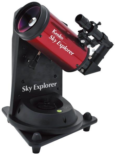 天体望遠鏡 スカイエクスプローラー SE-AT90M 自動追尾望遠鏡