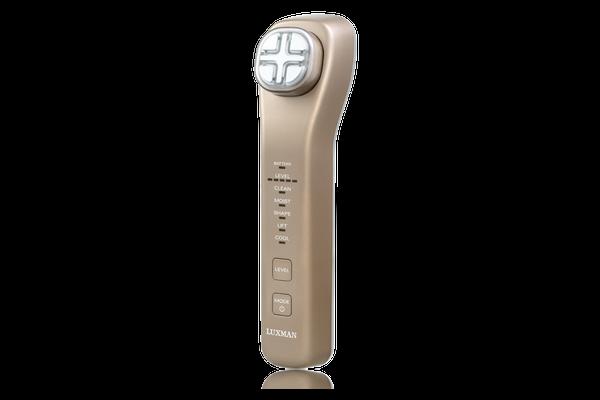 [新品] LUXMAN 家庭用美顔器 FLX-15P  [もらえるレンタル®]