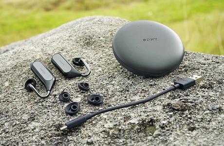 SONY Xperia Ear Duo XEA20 耳をふさがないイヤホン