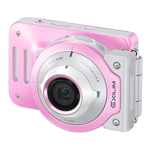 CASIO デジタルカメラ EXILIM EX-FR100L
