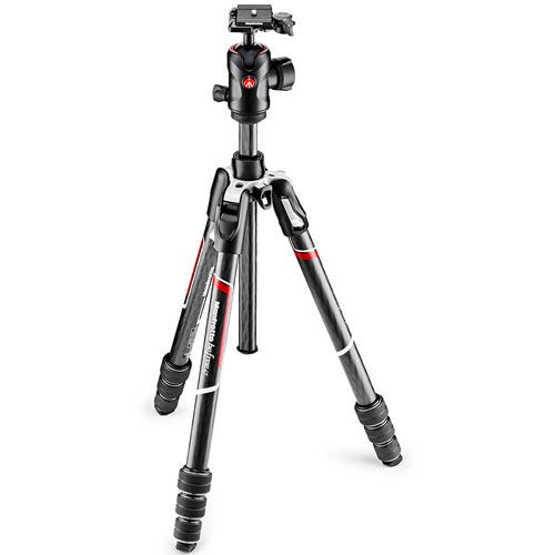 manfrotto befree GT カーボンT三脚キット