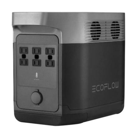EcoFlow エコフロー EFDELTA ポータブル電源