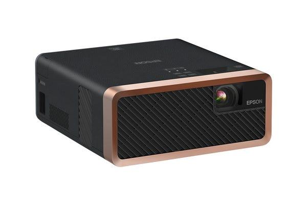 EPSON dreamio ホームプロジェクター EF-100BATV