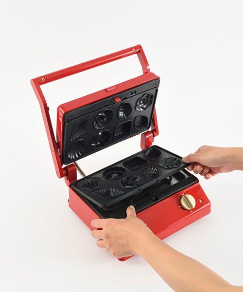 BRUNO グリルサンドメーカー ダブル用ミニケーキプレート