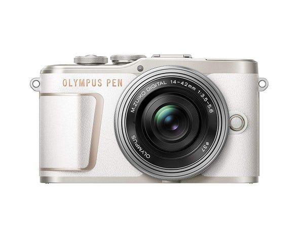 OLYMPUS PEN E-PL10 14-42mm EZレンズキット ミラーレス一眼
