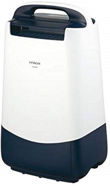 日立 衣類乾燥除湿機 デシカント方式 除湿量5.6L ~14畳 液晶表示部 HJS-DR601