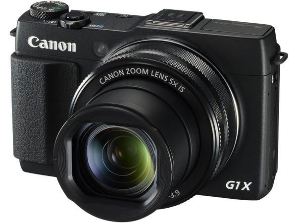 Canon PowerShot G1 X Mark II コンパクトデジタルカメラ