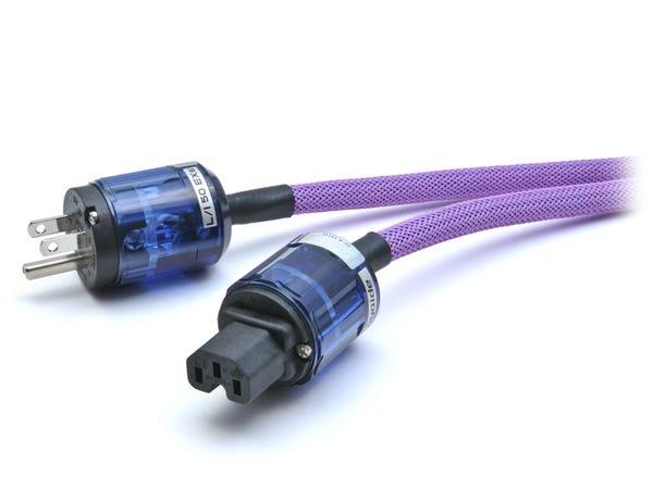 オヤイデ電気 L/i 50 EXs パープル 電源ケーブル