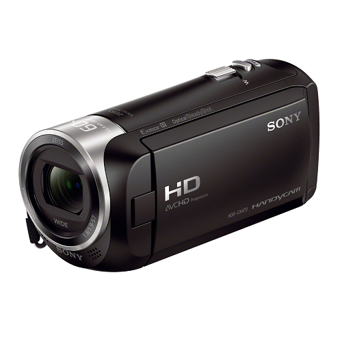 SONY ビデオカメラ HDR-CX470 ブラック
