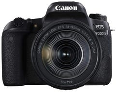 CANON EOS 9000D EF-S18-135 IS USM レンズキット 一眼レフ