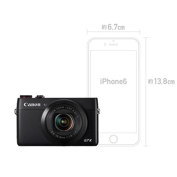 Canon PowerShot G7 X コンパクトデジタルカメラ