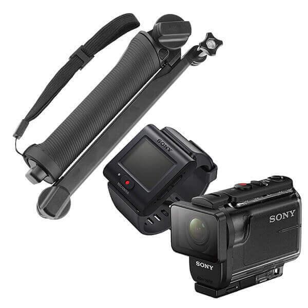 ソニー HDR-AS50R 定番のマウントセット (カメラアーム)