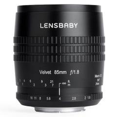 Lensbaby Velvet ベルベット 85mm F1.8 (CANON EFマウント)
