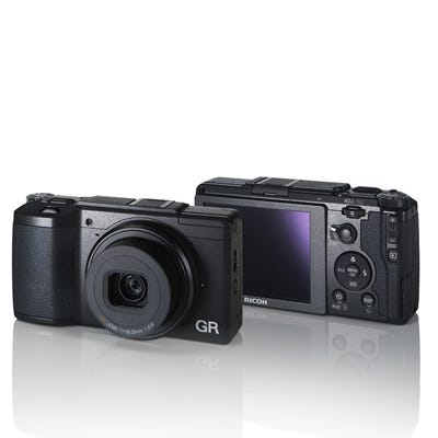 RICOH GR II (GR2)  コンパクトデジタルカメラ