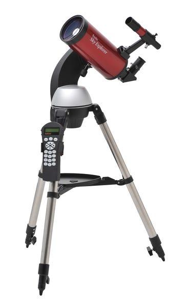 自動導入機能付き天体望遠鏡 スカイエクスプローラー SE-GT102M