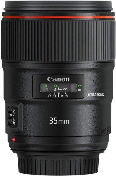 CANON EF35mm F1.4L II USM 単焦点レンズ
