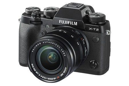 FUJIFILM  X-T2 / XF18-55mmF2.8-4 R LM OISレンズキット ミラーレス一眼