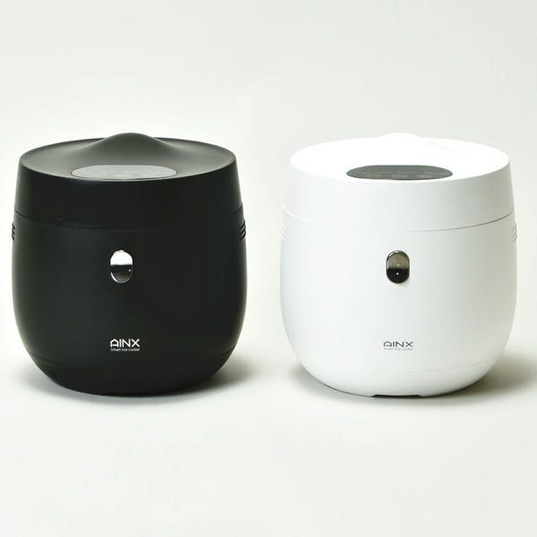 AINX 糖質カット炊飯器 Smart Rice Cooker AX-RC3(白米4合 低糖質2合炊き)