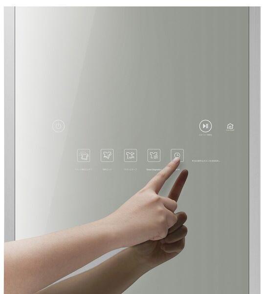 LG エレクトロニクス LG styler ホームクリーニング機 S3MF ミラー  ※1都3県のみ対応品