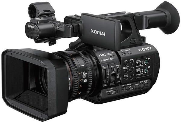 SONY XDCAMメモリー ハンディカムコーダー PXW-Z190