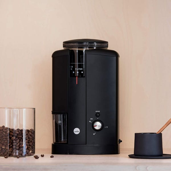 wilfa コーヒーグラインダー ウィルファ スヴァート アロマ CGWS-130B