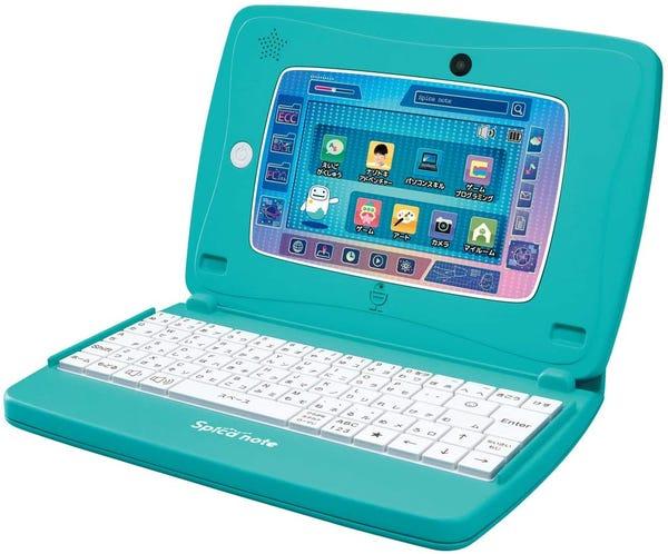 タカラトミー スキルアップ タブレット パソコン Spica note スピカノート