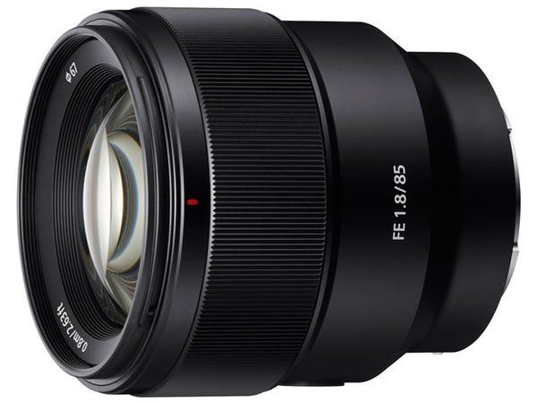 SONY FE 85mm F1.8 SEL85F18 単焦点レンズ
