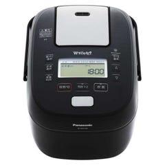 パナソニック Wおどり炊き スチーム&可変圧力IHジャー炊飯器 SR-SPA109