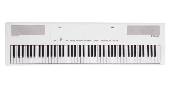 PLAYTECH PDP300 ホワイト 電子ピアノ