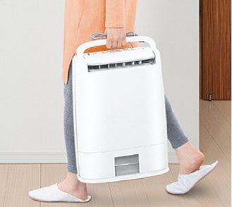 Panasonic ハイブリッド方式 衣類乾燥除湿機 (木造19畳/プレハブ29畳) F-YHUX200-S
