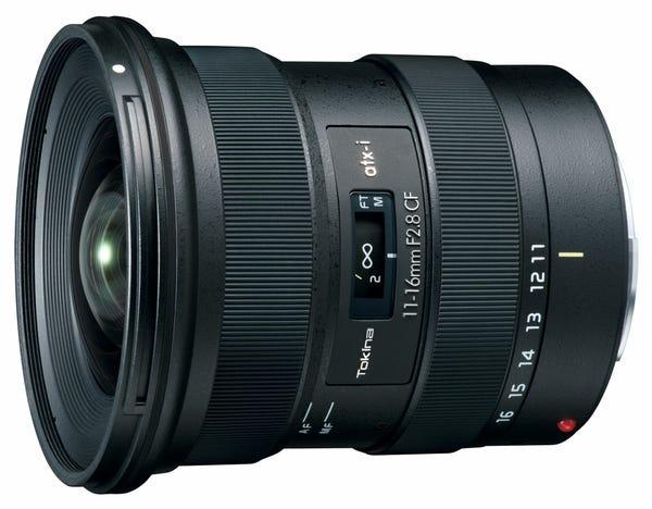 Tokina atx-i 11-16mm F2.8 CF 広角ズームレンズ (CANON EFマウント)