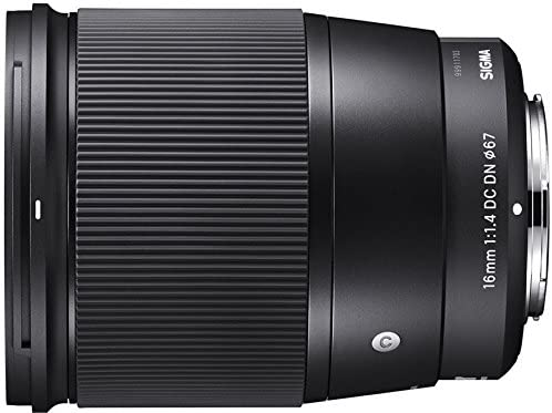 SIGMA 16mm F1.4 DC DN  (SONY Eマウント)