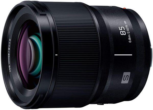 Panasonic LUMIX S 85mm F1.8 単焦点レンズ