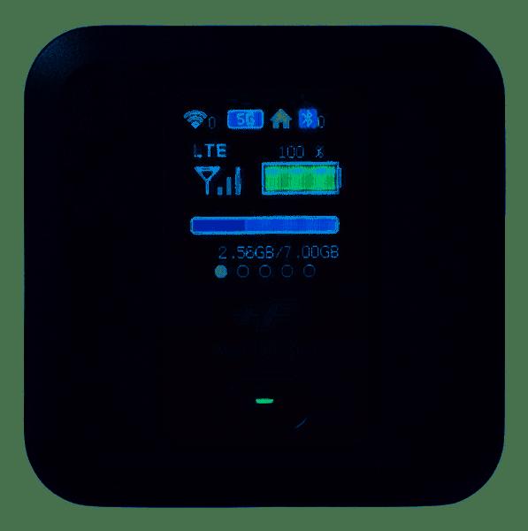 [国内用軽作業者向け] モバイルWiFi docomo回線