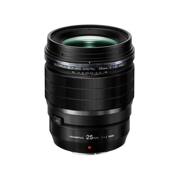 OLYMPUS M.ZUIKO DIGITAL ED 25mm F1.2 PRO 単焦点レンズ
