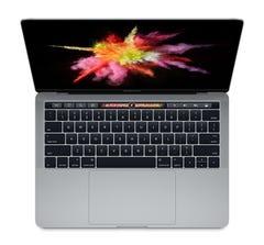 Apple MacBookPro14,2 (13インチ 2017  Four Thunderbolt 3 ports) スペースグレイ メモリ16GB SSD 512GB A1706