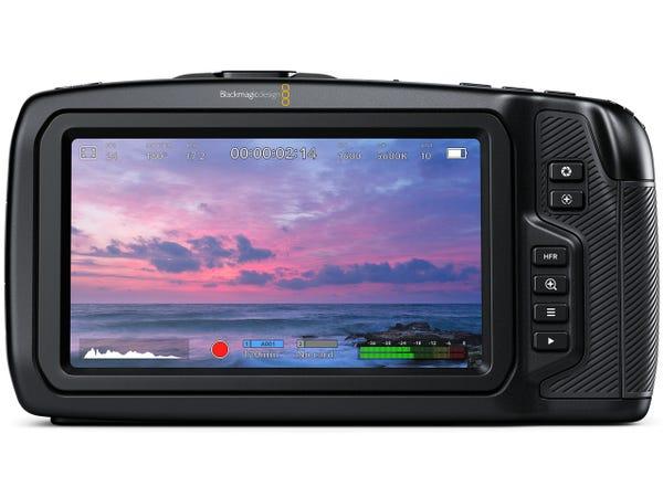 Blackmagic Pocket Cinema Camera 4K シネマカメラ