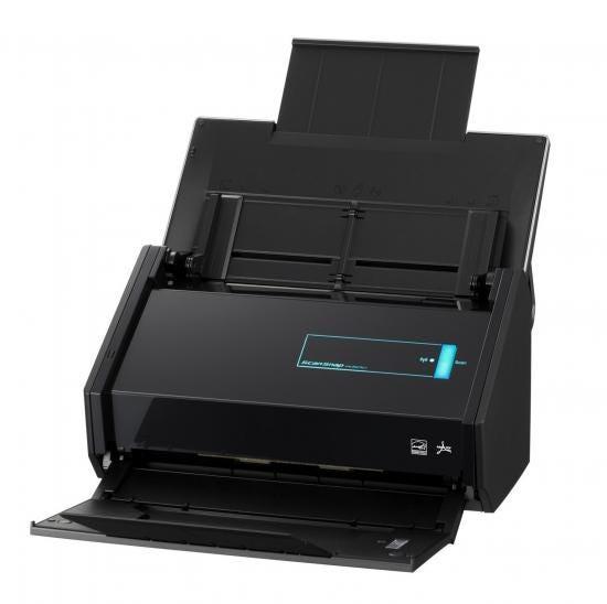 富士通 ドキュメントスキャナー ScanSnap (A4/両面/Wi-Fi対応) FI-IX500A