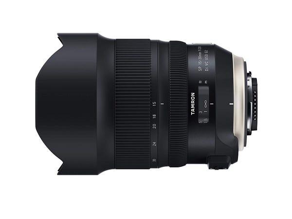 TAMRON SP 15-30mm F/2.8 Di VC USD G2 広角ズームレンズ Model A041 (CANON EFマウント)