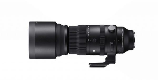 SIGMA 150-600mm F5-6.3 DG DN OS Sports 望遠ズームレンズ 747695 (Lマウント用)