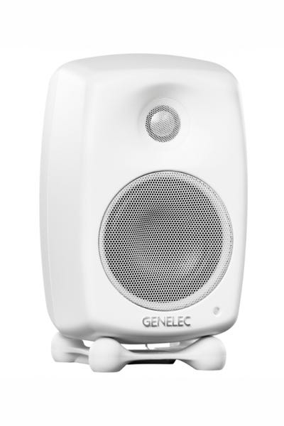 GENELEC G Two アクティブ・スピーカー 2個セット ホワイト