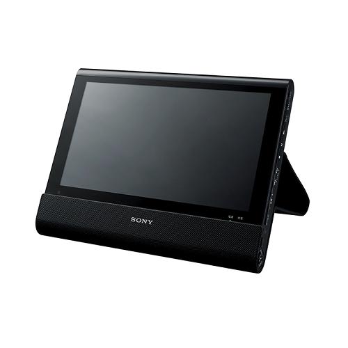 SONY  地デジ内蔵ハイビジョン液晶ポータブルブルーレイディスク/DVDプレーヤー  BDP-Z1