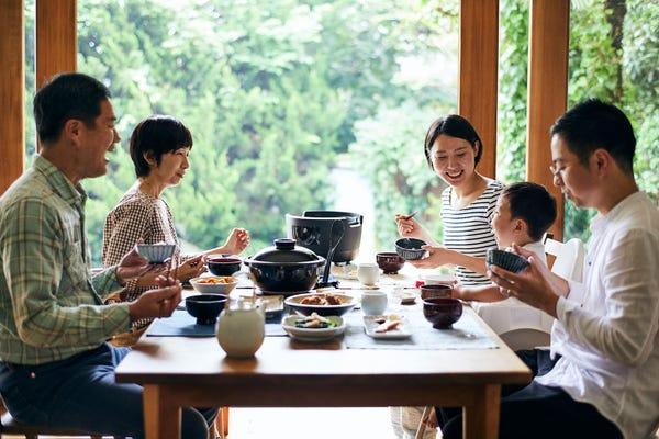 長谷園×siroca かまどさん電気 SR-E111 全自動炊飯土鍋 [3合炊き/伊賀焼/おこげ]