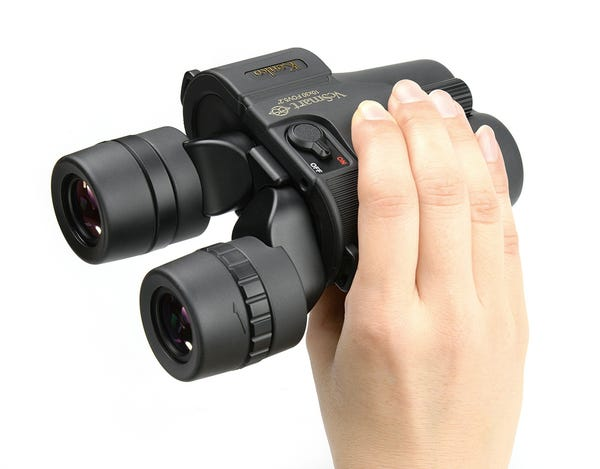 Kenko ケンコー 防振双眼鏡 VC Smart 10×30 倍率10倍
