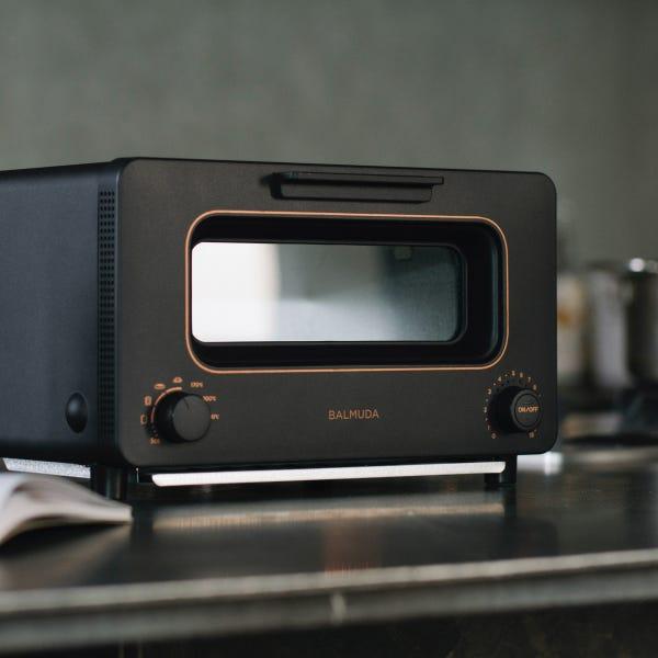 BALMUDA The Toaster K05A-BK(2020年モデル) バルミューダ オーブントースター [ブラック]