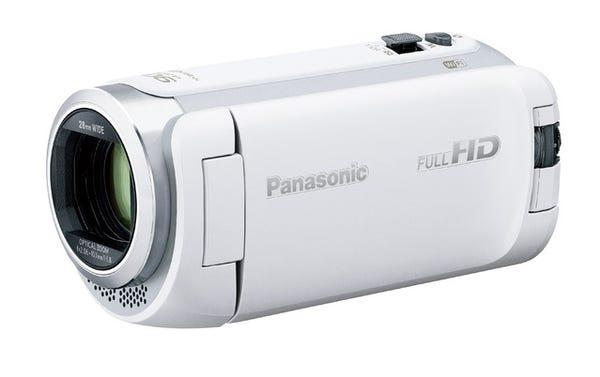Panasonic デジタルハイビジョンビデオカメラ HC-W590M ホワイト