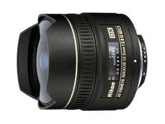 Nikon AF DX Fisheye-Nikkor 10.5mm f/2.8G ED 魚眼レンズ