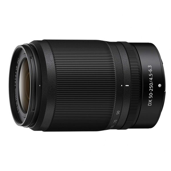 NIKON NIKKOR Z DX 50-250mm f/4.5-6.3 VR 望遠ズームレンズ