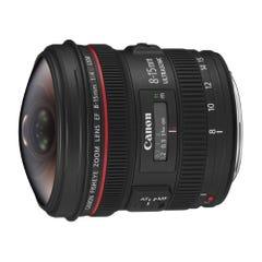 CANON EF 8-15mm F4L フィッシュアイ USM 魚眼レンズ